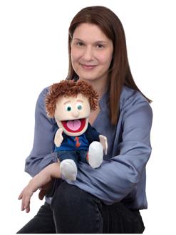 kelly-puppet