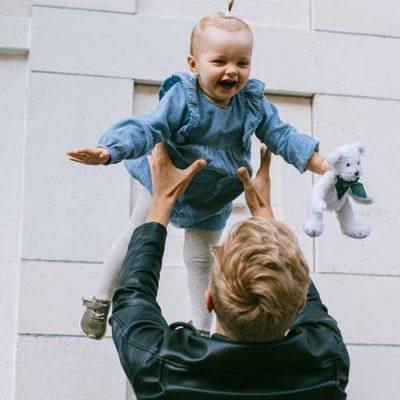 Πατέρας και παιδί